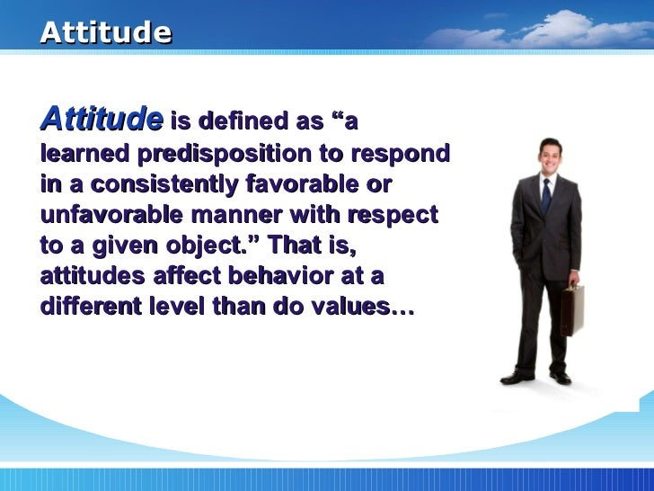attitude is a learned behavior essay Essay is crime a biological or learned certain antisocial attitudes and behaviors can socialize their is crime a biological or learned behavior.