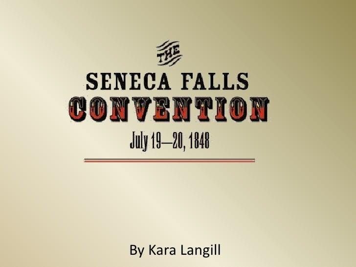 Seneca Falls Convention Pictures Seneca Falls Convention by