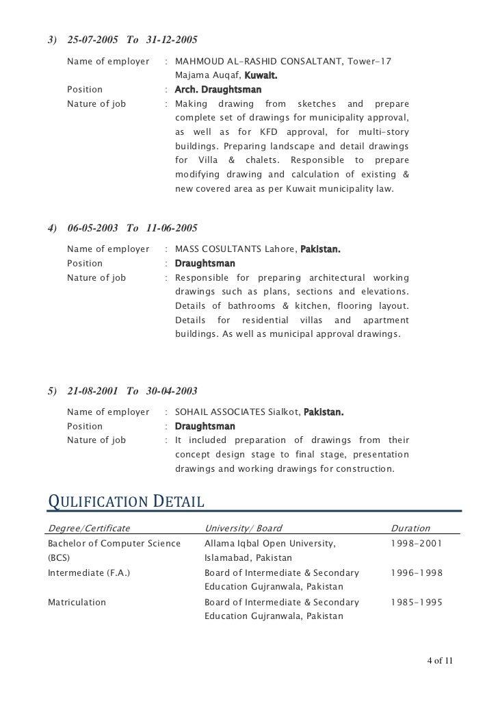 Sample Hvac Resume Resume Format Download Pdf