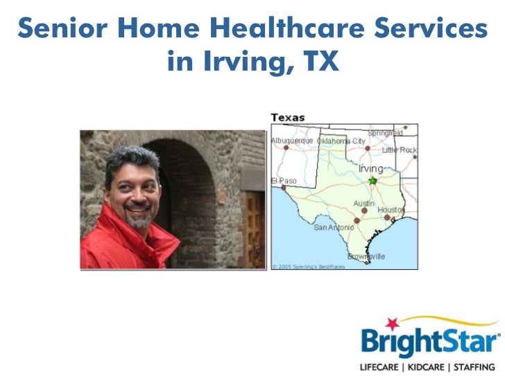Senior Home Healthcare Services in Irving, TX