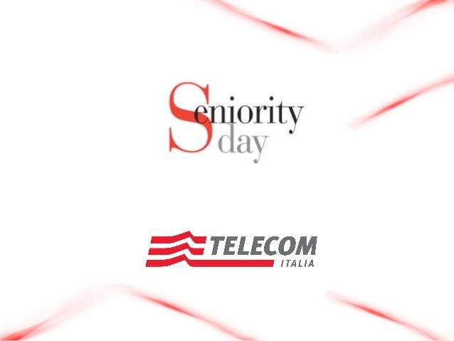 Premessa e Obiettivi•   Il Gruppo Telecom Italia intende realizzare delle cerimonie di premiazione per i     colleghi che...