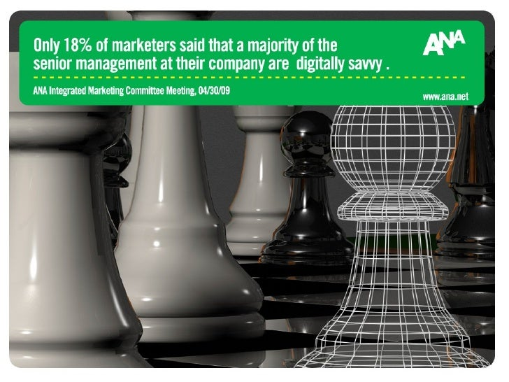 Is Senior Management Digitally Savvy?