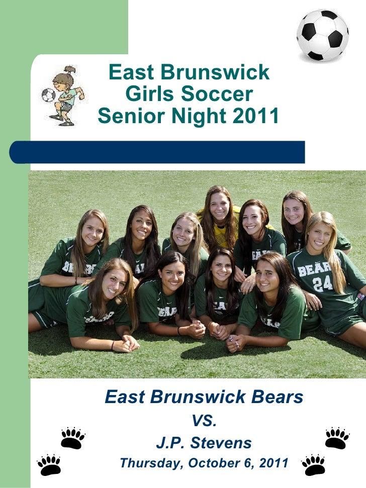 Senior night2011