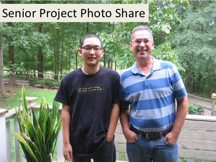 Senior Project Work Log - Photoshare