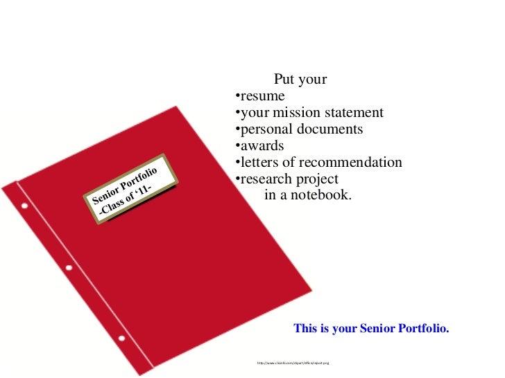 Senior Research