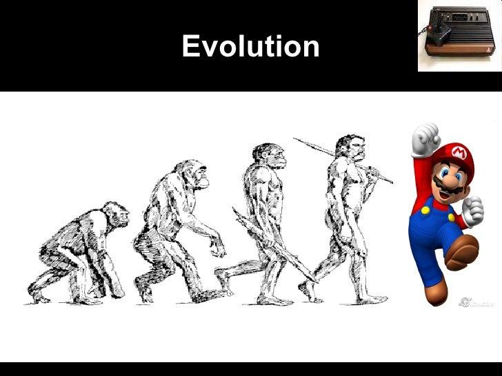 Evolution of videogames
