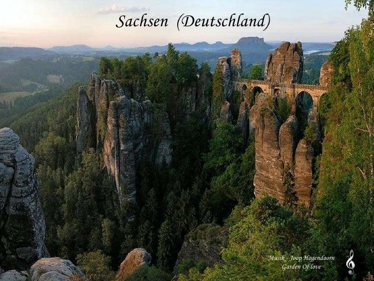 Sachsen  (Deutschland) Musik - Joop Hogendoorn Garden Of love