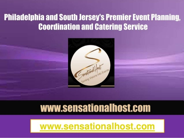 South Jersey Wedding Catering
