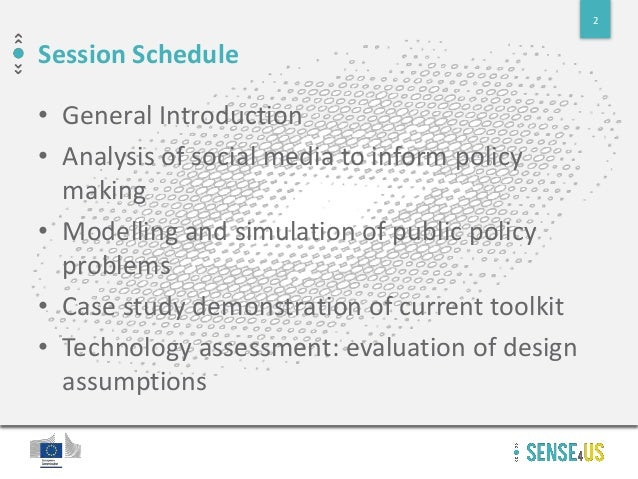 public policy evaluation case study The dimensions of public policy 5 public policy evaluation and influencing future policies: the case of zambia neirotti (2012) mentions the dimension of evaluations he states that in terms of its methodological purposes, evaluation has a scientific-technical dimension and a political one.