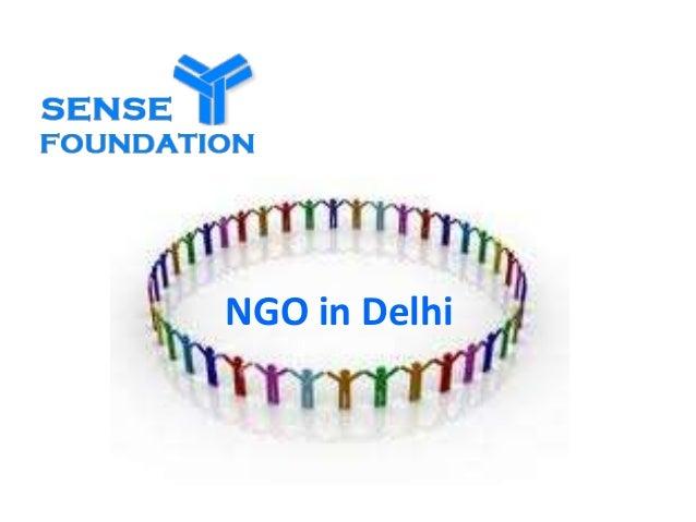 NGO in Delhi