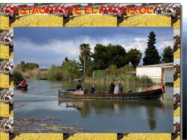RESTAURANTE EL RAVATXOL