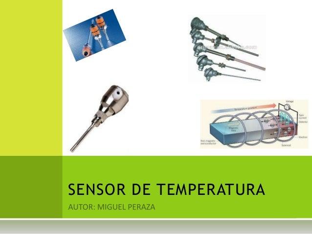 Sensor de temperatura 44