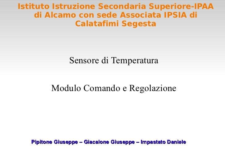 Sensore temperatura pi_giim