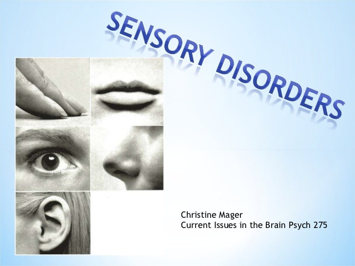 Christine Mager Current Issues in the Brain Psych 275