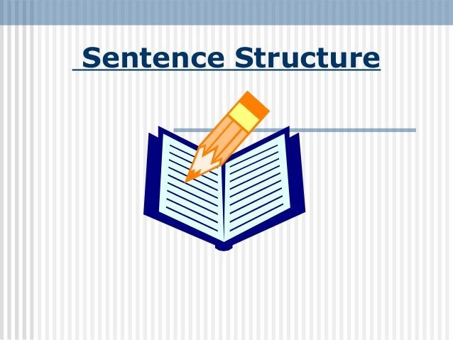 Need help with the structure of this sentence.?