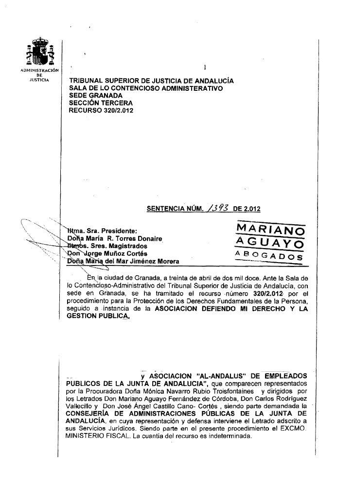 Sentencia estimatoria-tsja-agapa 03-05-2012