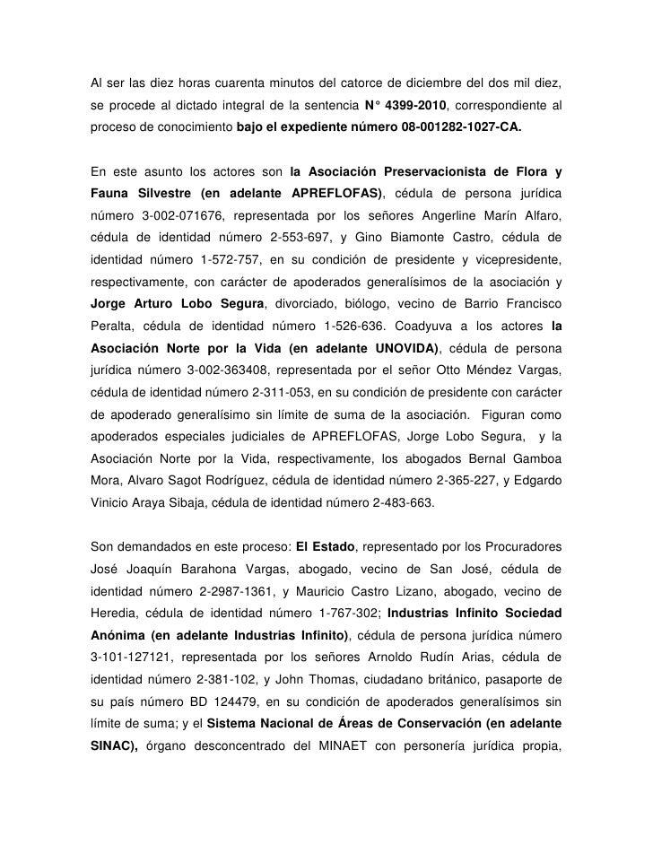 Sentencia 08 1282-1027-ca-1