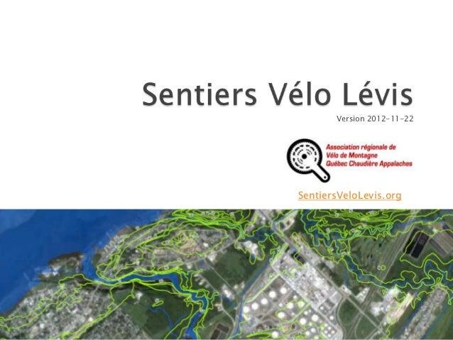 Version 2012-11-22SentiersVeloLevis.org