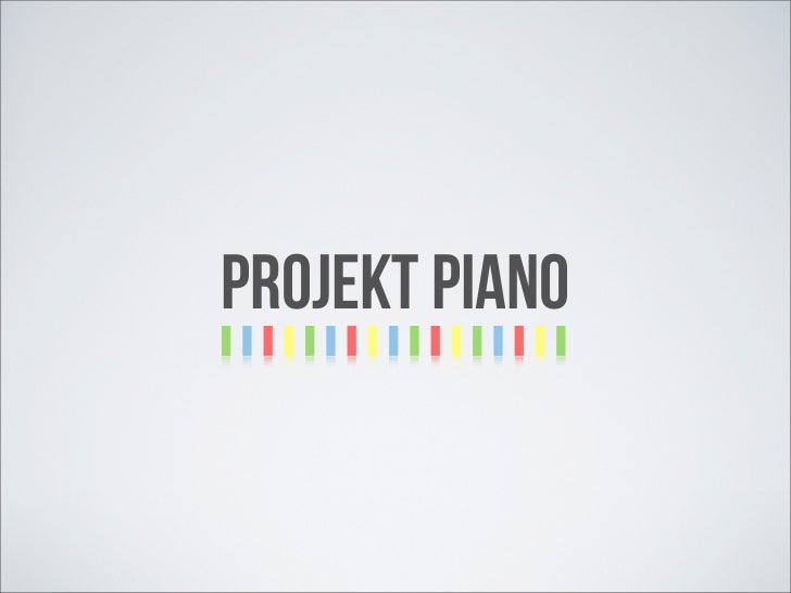 Piano Media - case study