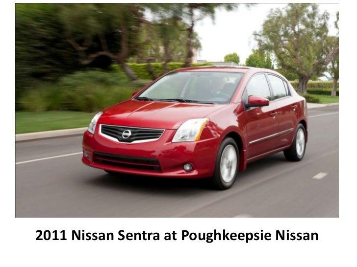 2011 Nissan Sentra at Poughkeepsie Nissan<br />