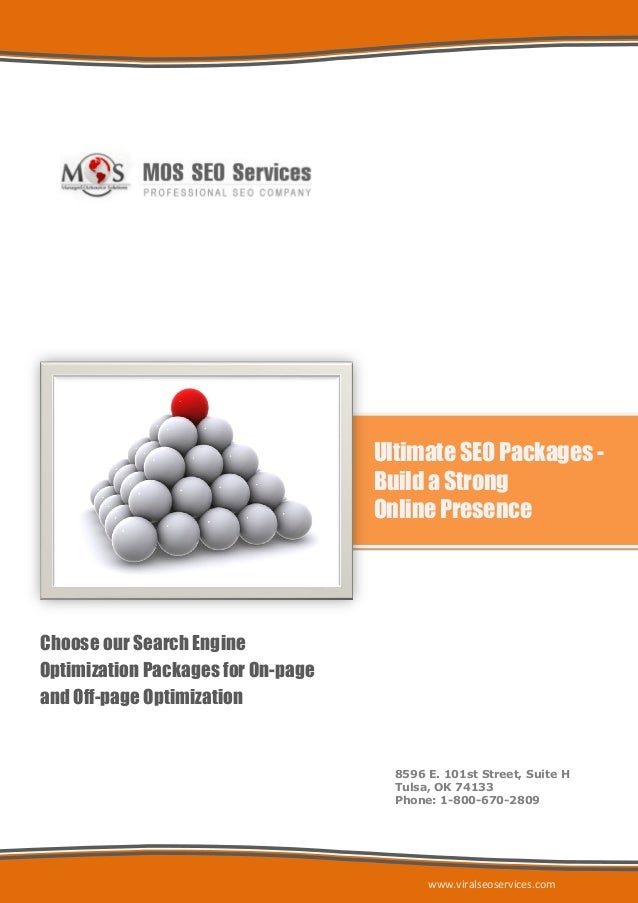 Grab our Affordable SEO Packages Now!