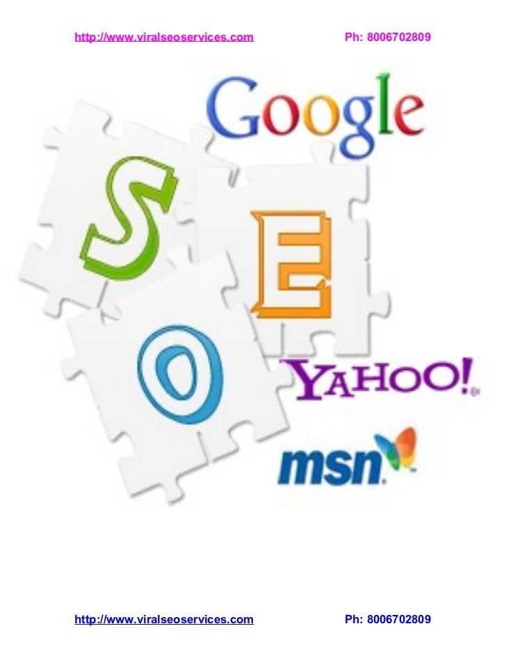 SEO Services: Achieve Targeted Traffic for Your Website