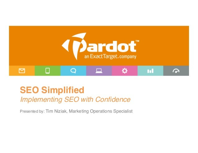 SEO Simplified