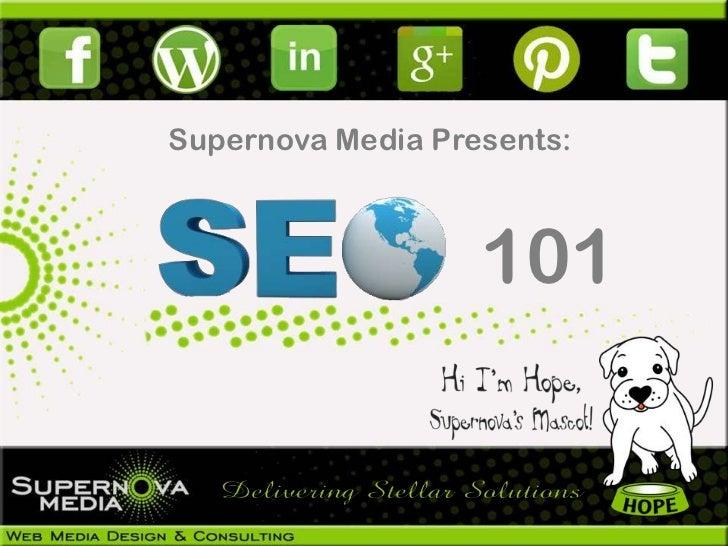 Seo 101 Guide