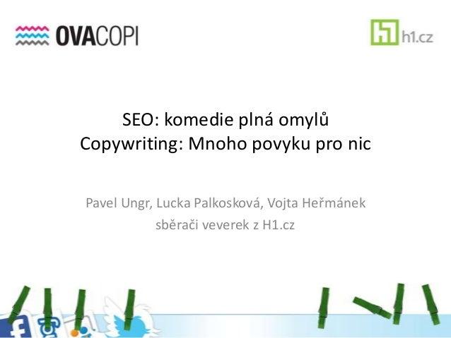 Seo a copywriting pro Ovacopi #2