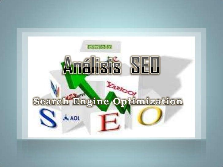 Se conoce como SEO al proceso de posicionamiento web para obtener una mejor        ubicación en los motores de búsqueda co...