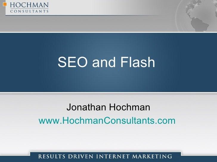 SEO and Flash 3.0