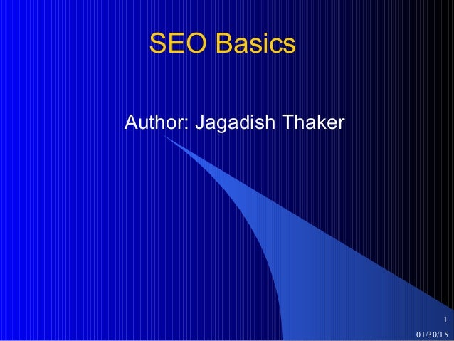 Seo Basics, SEO Techniques, Tips Help