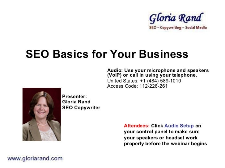 SEO Basics for Your Business