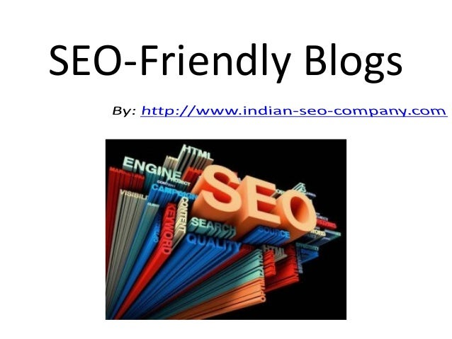 SEO-Friendly Blogs