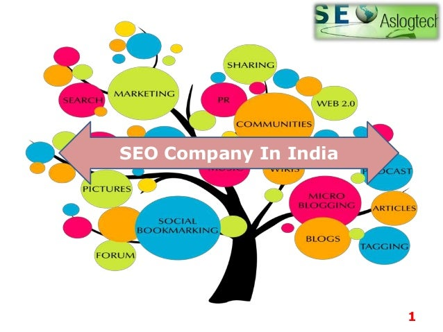 1 SEO Company In India