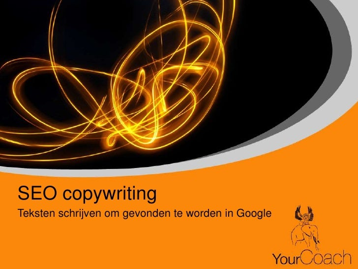 Wat is SEO copywriting?