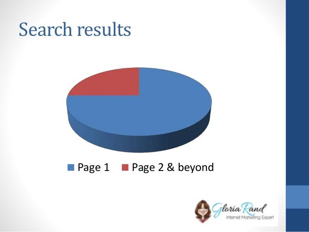 Search results Page 1 Page 2 & beyond