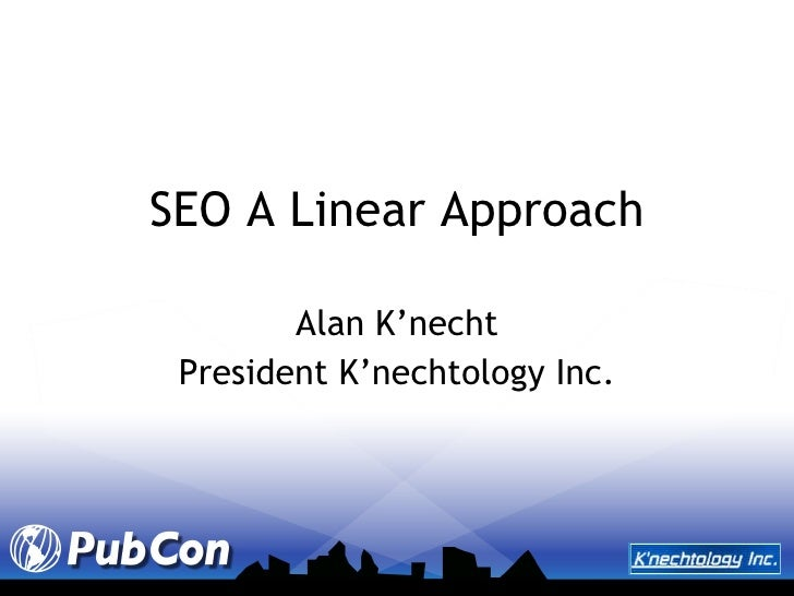 seo_design_and_organic_site_structure-alan_knecht.ppt