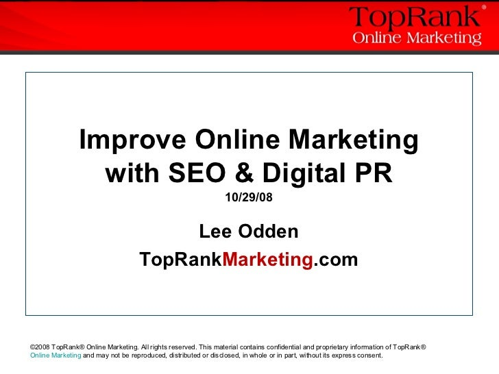 SEO and PR for Digital Public Relations