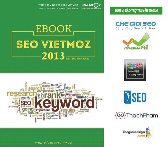 Ebook SEOmoz 2013 by Vietmoz