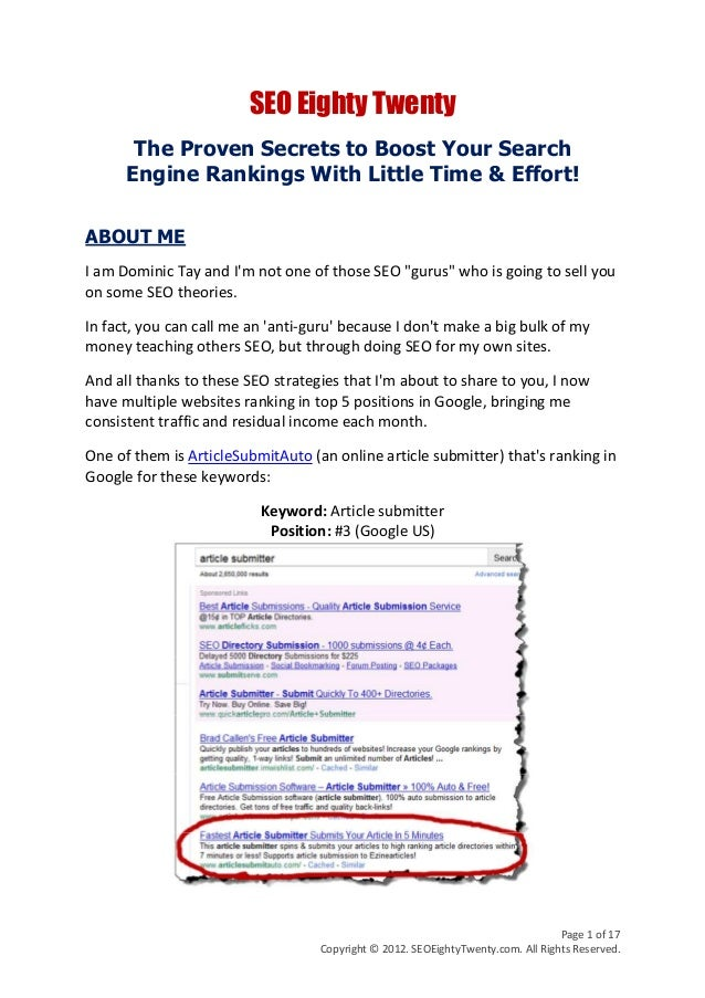Proven Secrets to Boost Your Search Engine Rankings