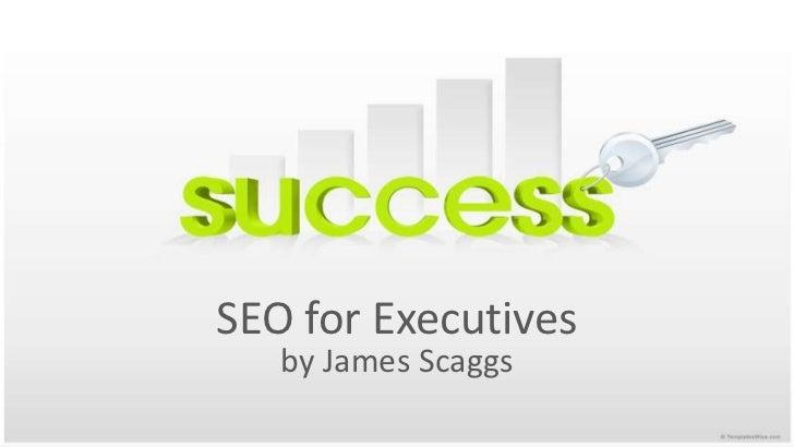 Seo for executives