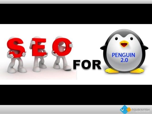 SEO for Penguin 2.0