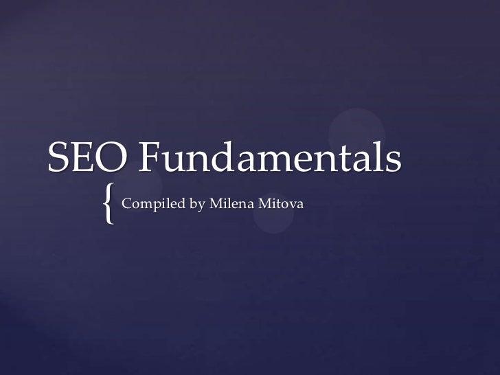 SEO - importance, tactics & implementation