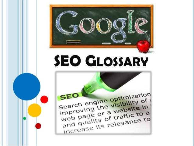 SEO Glossary By Rahul Gupta-SEO Lucknow-Hyderabad