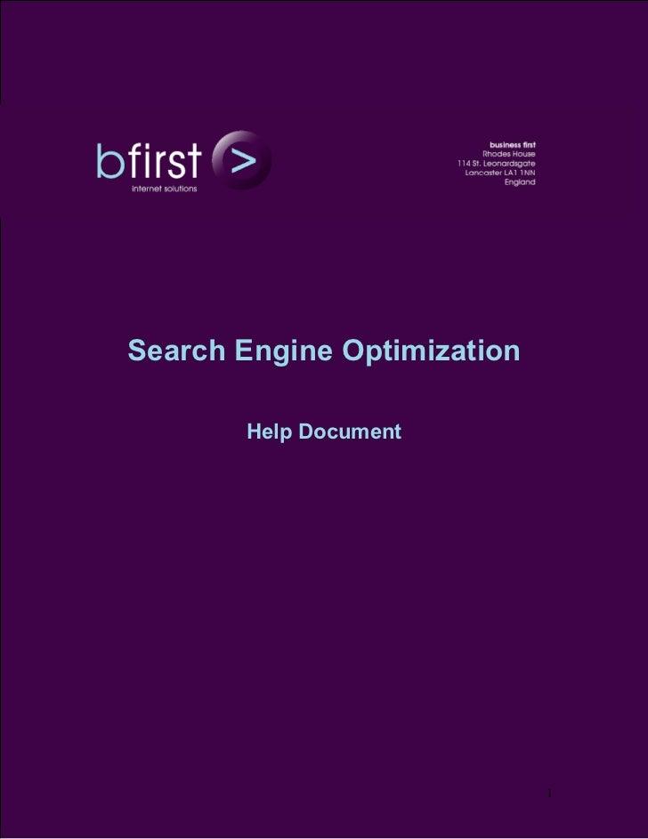 Search engine optimization, learn seo easily