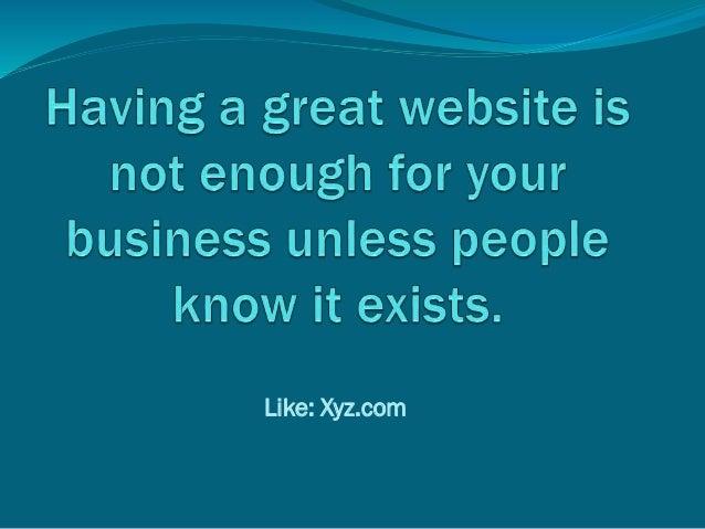Like: Xyz.com