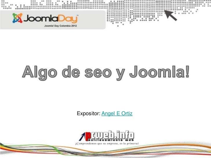Seo Joomla Day