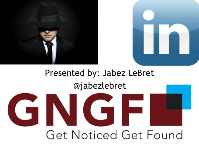 Cincinnati SEO Meetup - Black hat LinkedIn