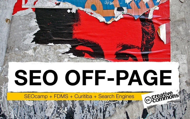 SEO OFF-PAGE SEOcamp + FDMS + Curitiba + Search Engines